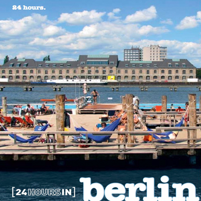 24 hours in Berlin Germany