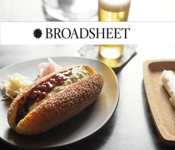 When Snacks Become Dinner, Broadsheet
