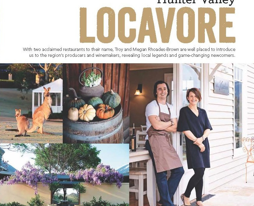 Delicious: Hunter Valley Locavore