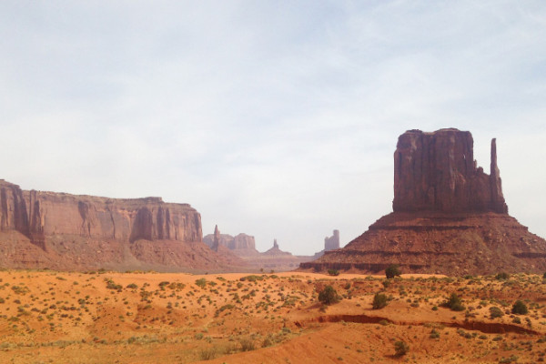 Monument Valley road trip