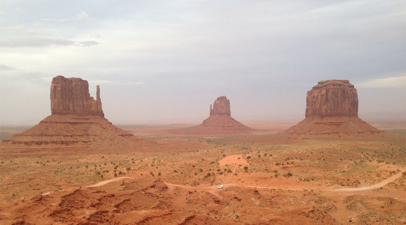Monument Valley, US road trip