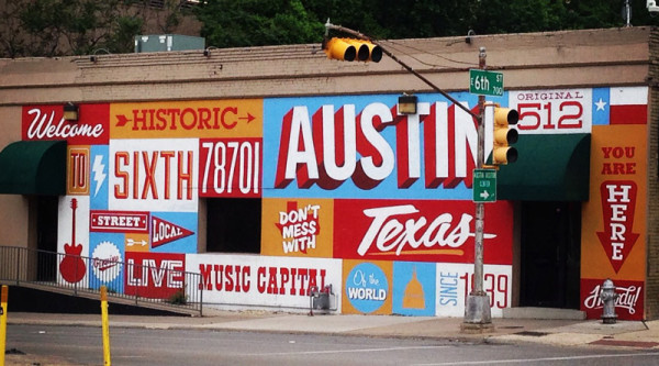 24 hours in Austin Texas