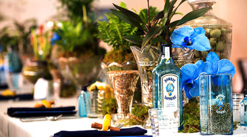 Bombay Sapphire Project Botanicals Pop-Up
