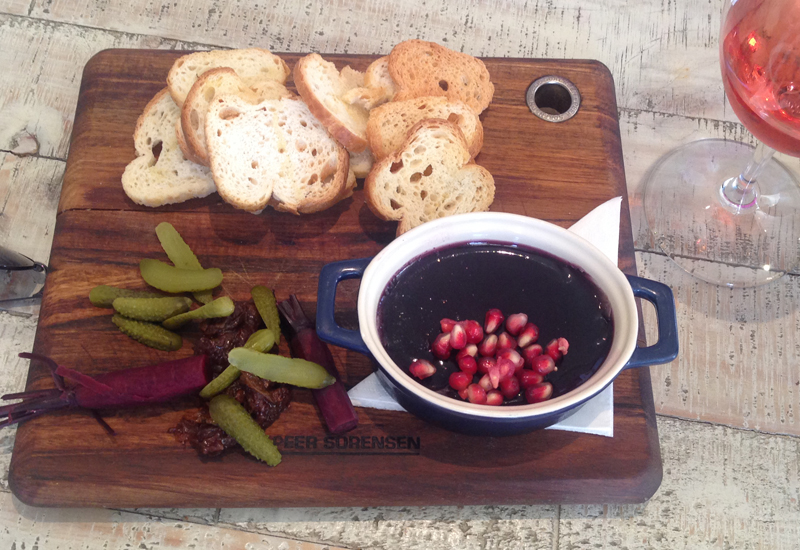 Muse Kitchen Hunter Valley pate