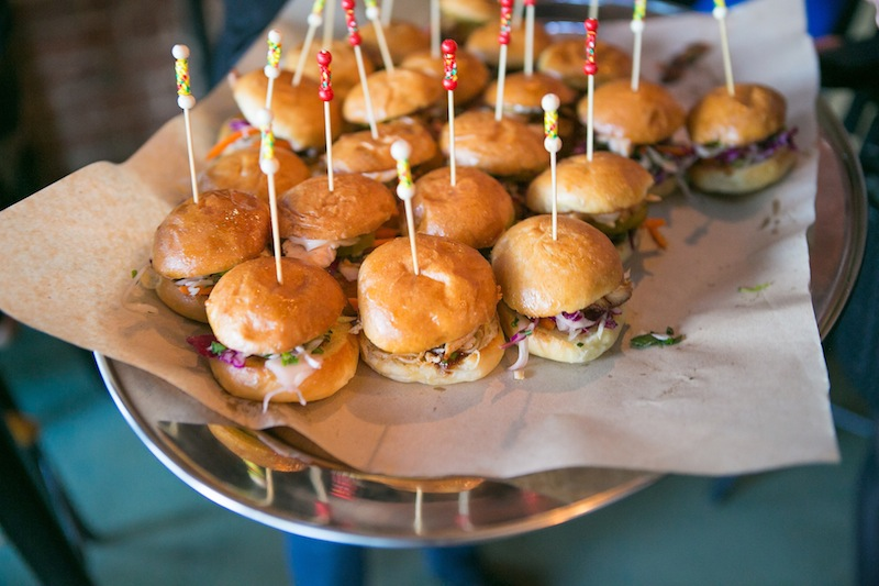Melbourne restaurant news Tanked sliders