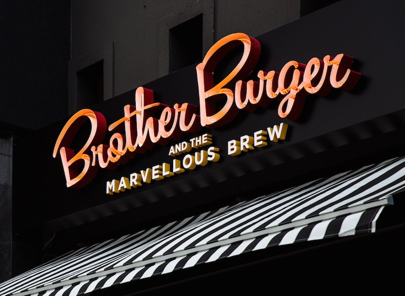 Brother Burger South Yarra