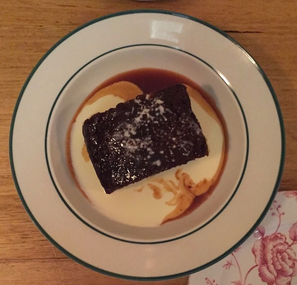 Mr & Mrs Howell Brunswick Brown Ale Pudding