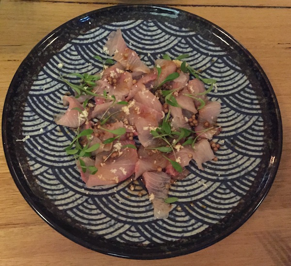 Mr & Mrs Howell Brunswick Kingfish Ceviche