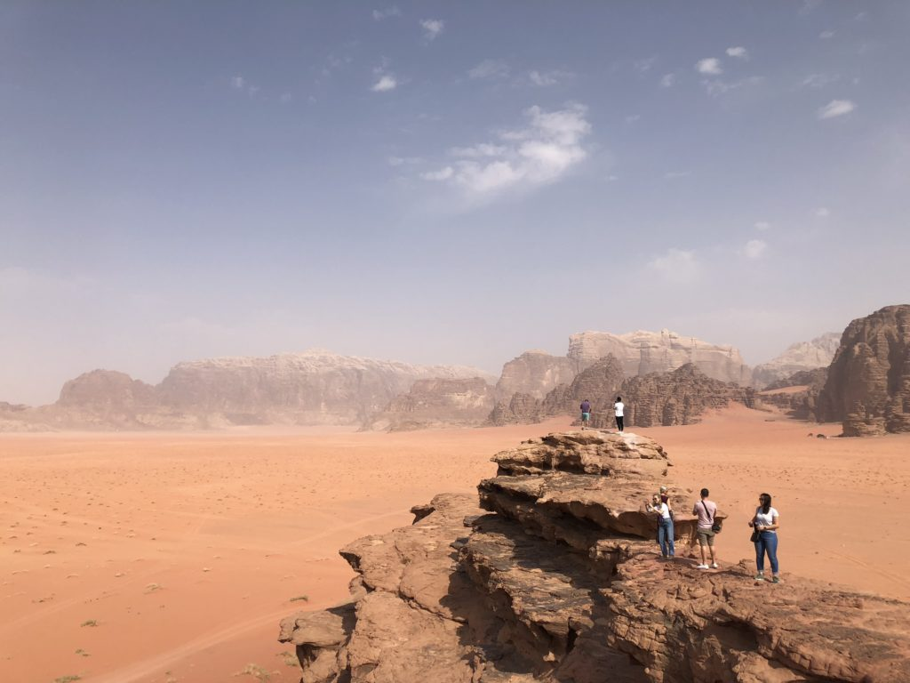 Food lovers tour of Jordan_Wadi Rum