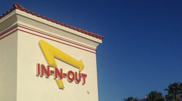 In N Out Burger