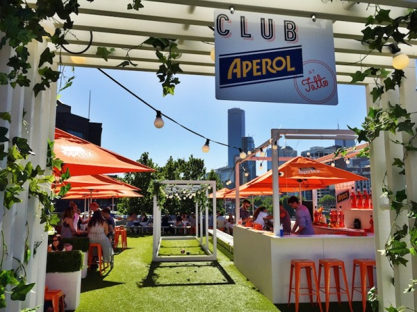 Club Aperol at Fatto
